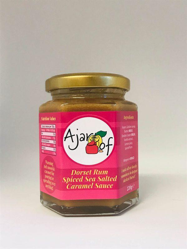 dorset-rum-spiced-sea-salted-caramel-sauce