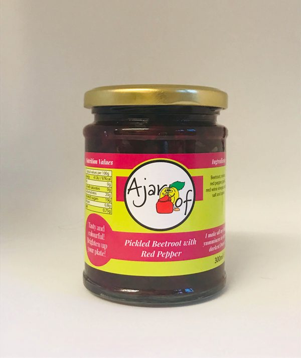 pickled-beetroot-with-red-pepper