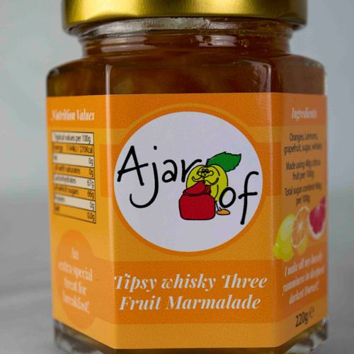 tipsy-whisky-three-fruit-marmalade